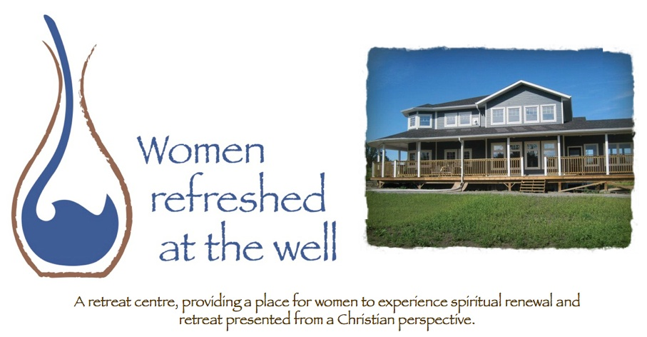 Women Refreshed at the Well