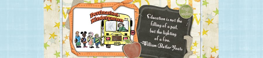 Destination Kindergarten