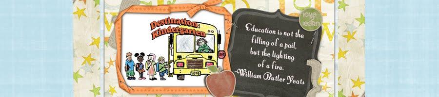 Destination Kindergarten