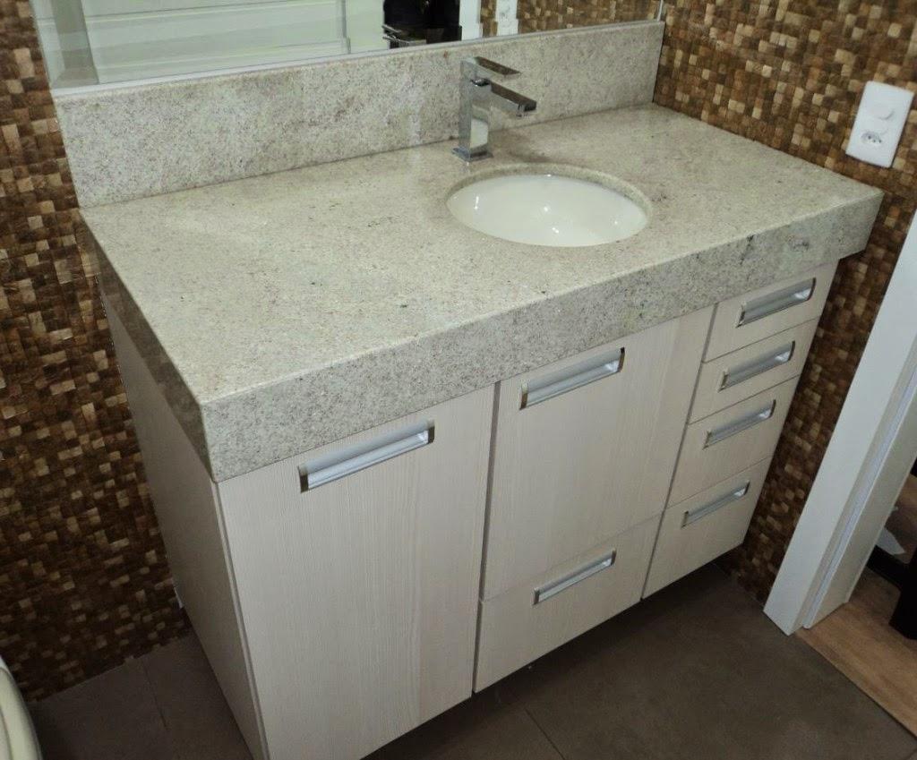 Tipos de cubas para banheiro  veja os prós e os contras!  Decor Salteado   -> Cuba Para Banheiro Bronze