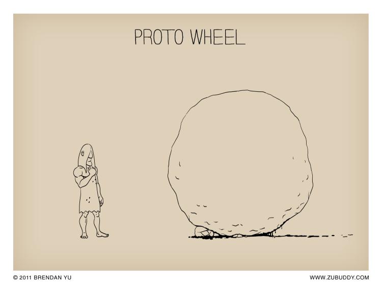 Proto Wheel