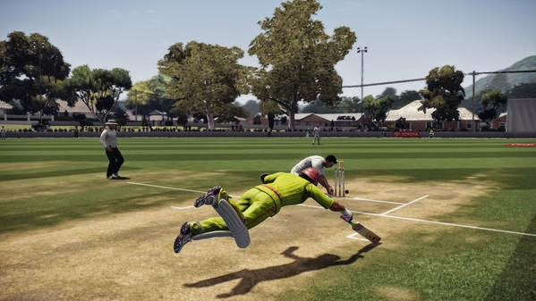 PlayStation 4 Cricket Game