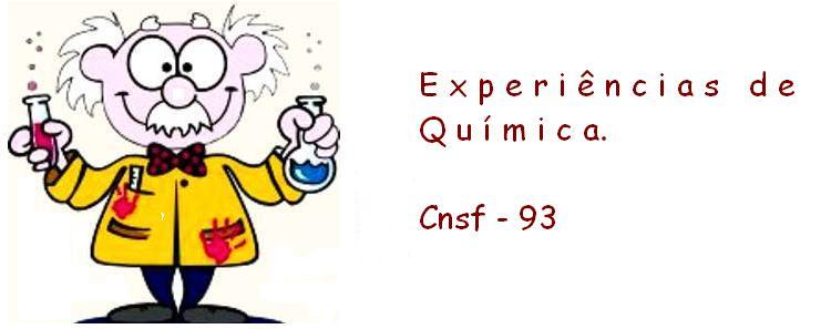 Experiências de Química