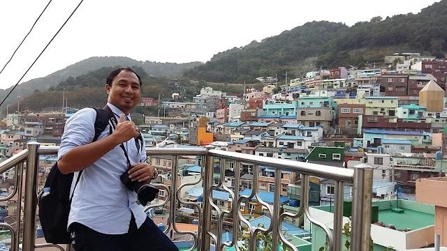 80 Hari di Korea : Hari 45 (Bercuti ke Busan)