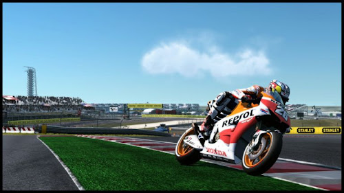 Screen Shot Of Moto GP 13 (2013) Full PC Game Free Download At worldfree4u.com