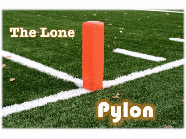The Lone Pylon