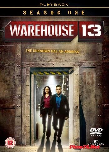 Nhà Kho Số 13 Phần 2 - Warehouse 13 Season 2