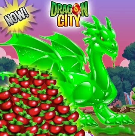 imagen de la oferta especial del dragon fluido verde