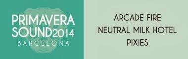 Primavera Sound, Arcade Fire, Neutral Milk Hotel, Pixies, Festival, Concierto, Directo