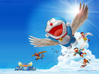 Wallpaper Doraemon High Resolution New HD Android Desktop