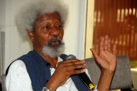 Wole Soyinka: Troubled Nigeria going for a ship wreck