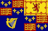 Stuart Royal Flag