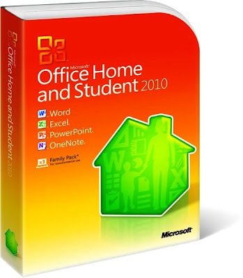 Office Home Student 2010 by SANDYTACOM
