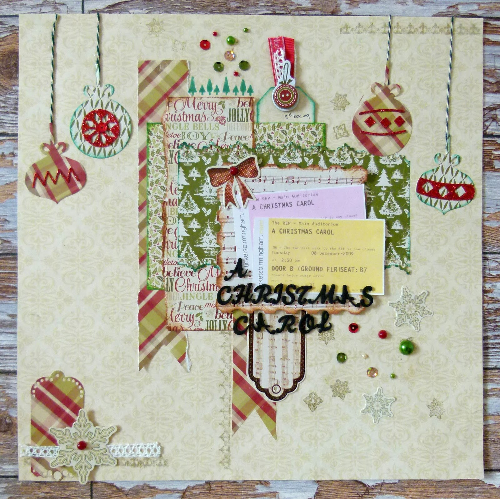 Scrapbook ideas without photos - The Full Tutorial Is Available Here Http Www Trimcraft Co Uk Articles Scrapbook Tutorial Building Layouts Without Photos