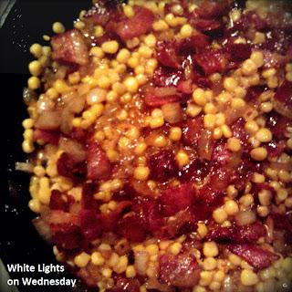 Bacon Corn Relish