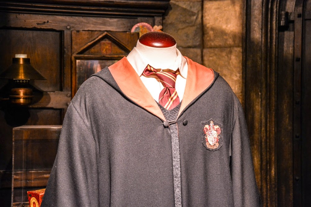 harry potter's clothes