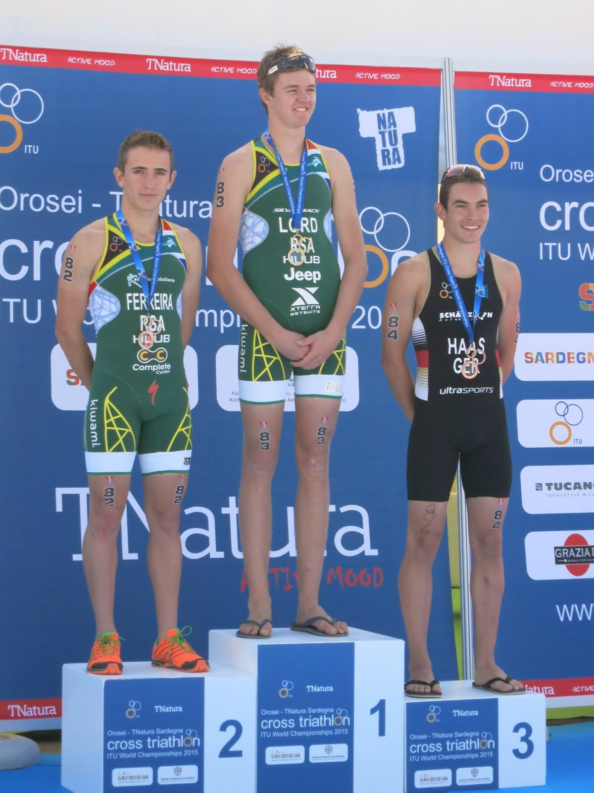 2015 Cross Triathlon Junior World Championships