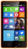 HP NOKIA X2 Dual SIM - Orange