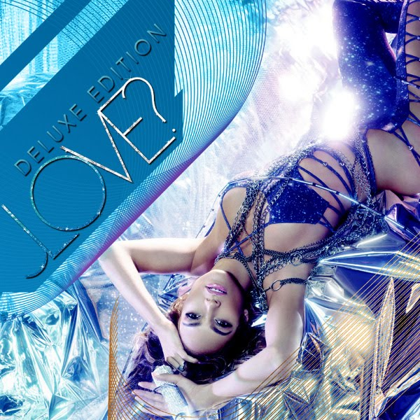 jennifer lopez love deluxe edition back cover. Jennifer Lopez - Love? Deluxe Edition (FanMade Album Cover)
