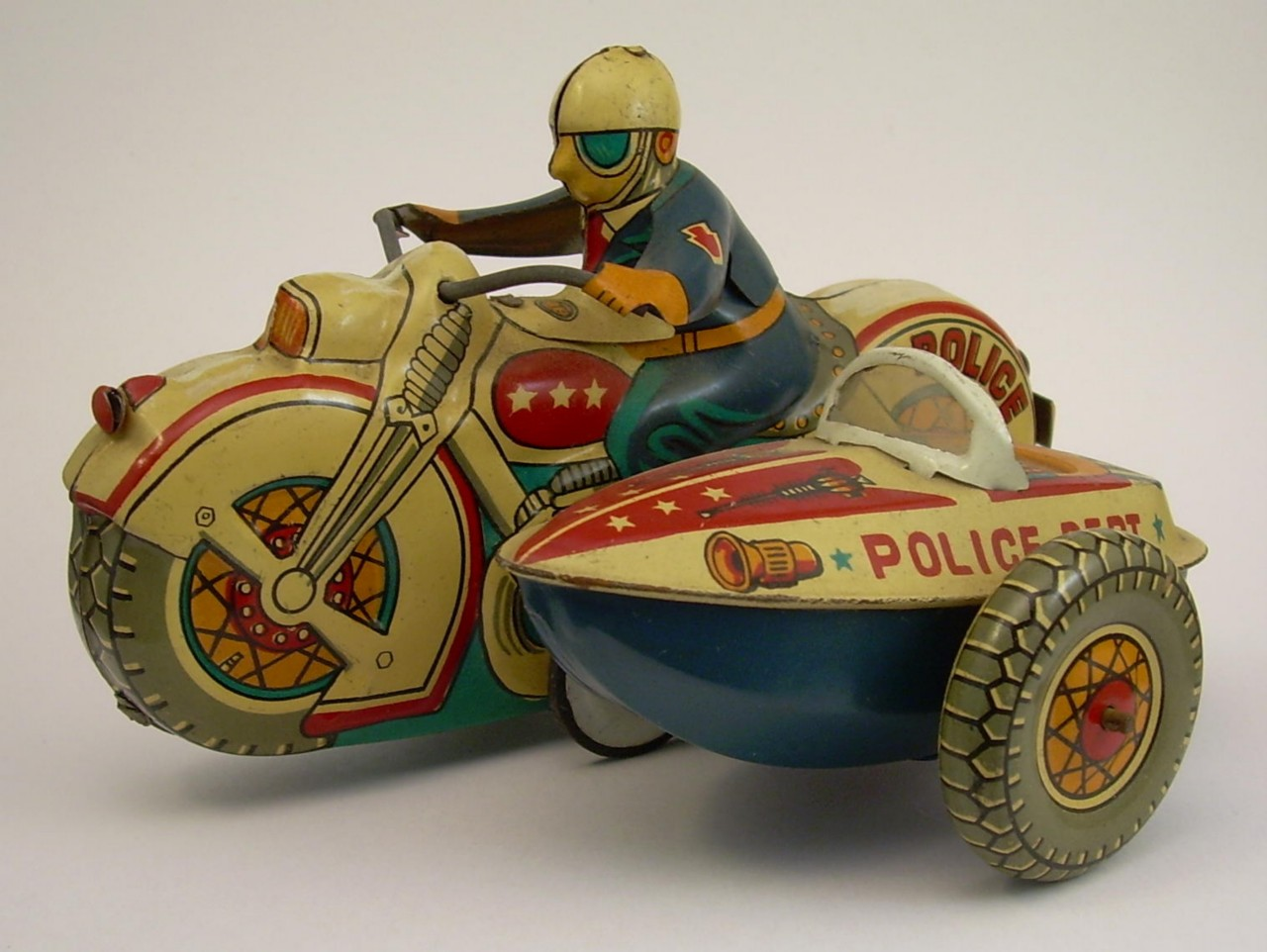 Vintage Japan Tin Toys : Tin toys collection