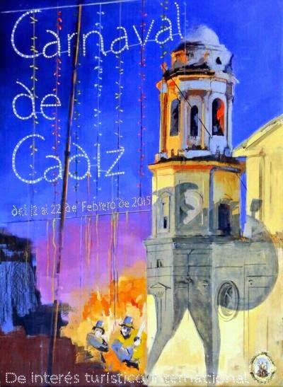 Encuesta Carteles Carnaval de Cádiz 2016