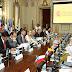 Na reunion de Ministros Iberoamericanos de Fomento