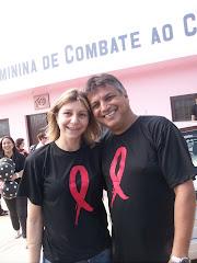 CAMINHADA DE COMBATE A AIDS E AO CÂNCER
