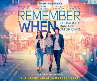 Film Remember When 2014 di Bioskop