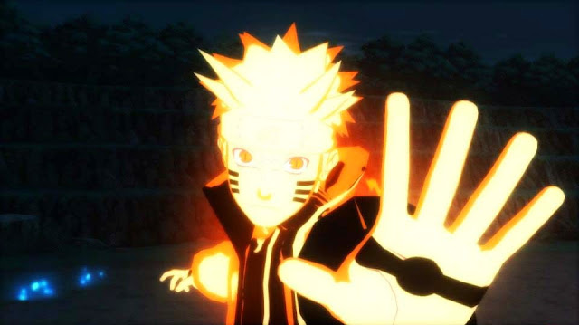 Naruto Throw Attack Storm Revolution