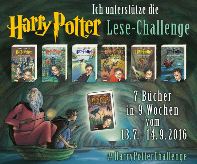 Harry Potter-Lesechallenge