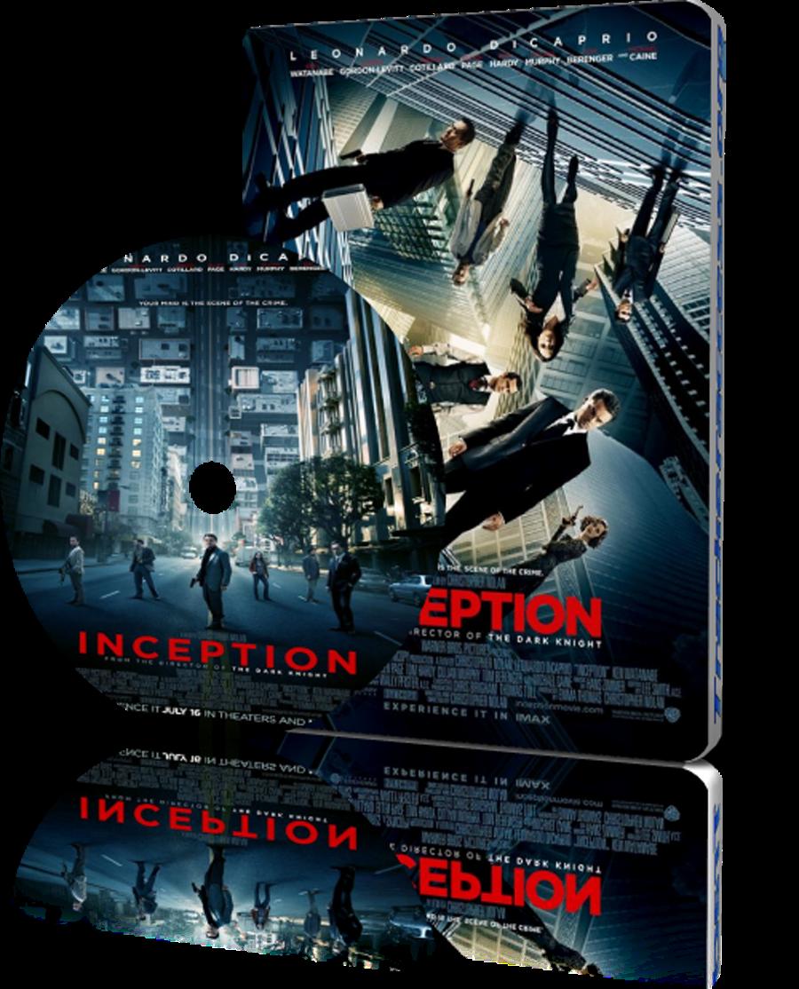 Inception Dvd Case Box
