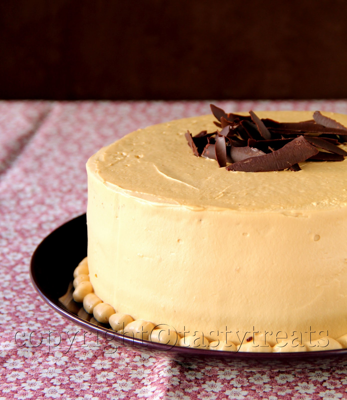 dulce de leche macarons dulce de leche mousse dulce de leche cake with ...