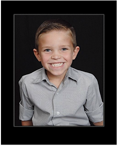 Ethan Joseph (age 5)