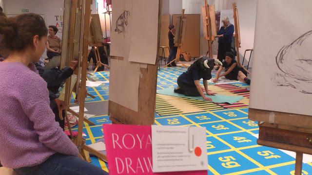 The Royal Drawing School Selfridges