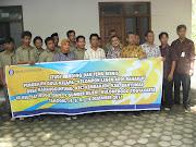 Dalam rangka membantu pemerintah daerah kabupaten Banyumas melakukan .