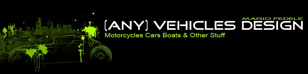 (Any) Vehicles Design Mario Fedele