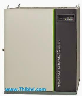 Scroll Air Compressor hitachi