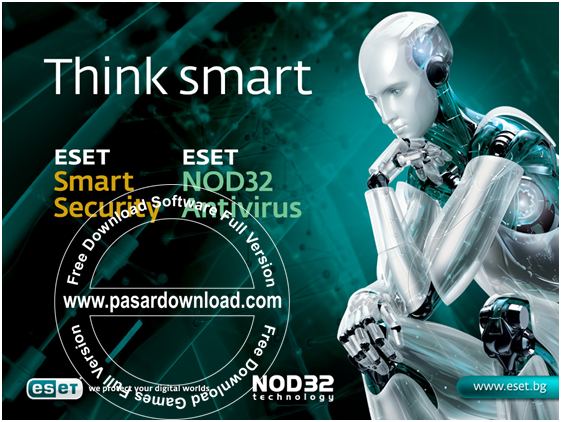 Download Software Pencari Username and Password Eset Antivirus and Eset Smart Security