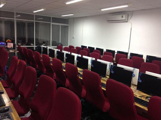 Lắp đặt phòng net bootrom tại Quảng Nam