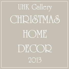 Christmas Home Decor 2013