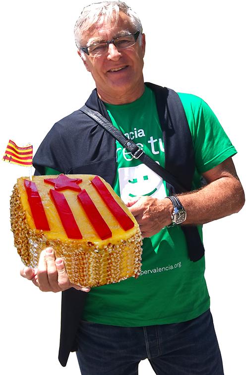 Joan Ribó  i l'alcadia de Valéncia - Círcul Cívic Valencià