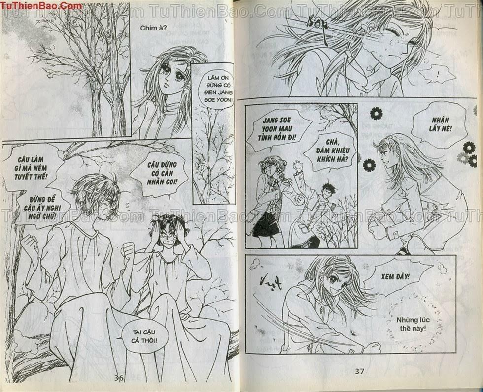 Thiên Sứ chap 12 - Trang 19
