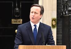 INGLATERRA: Premier Cameron visita a la reina y abre así la campaña electoral británica
