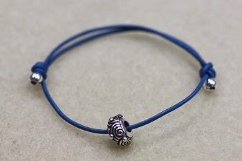 how to fix a sliding knot bracelet