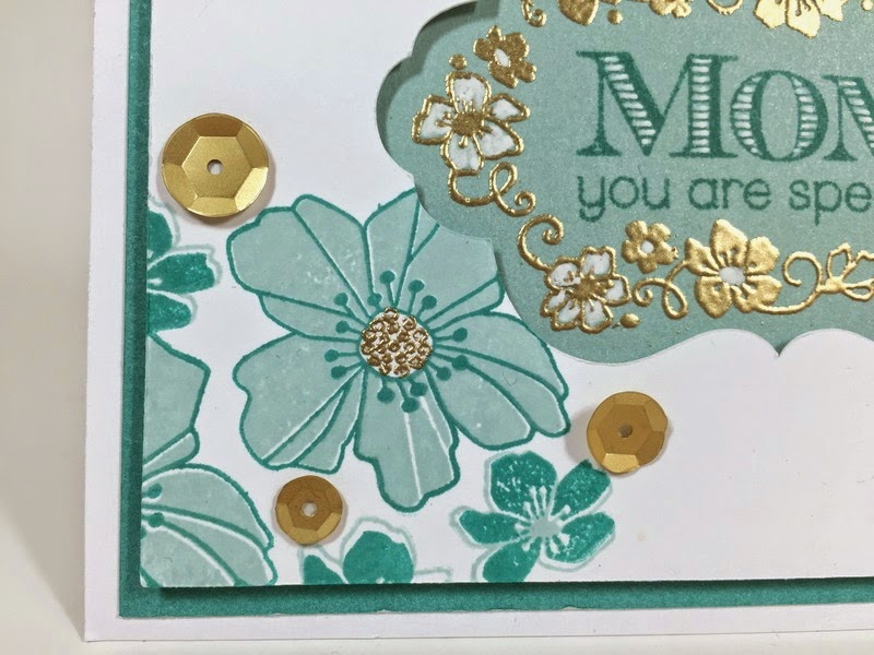 Cricut Mother's Day card