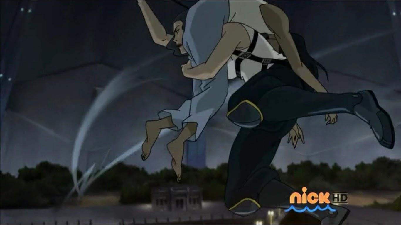 Anime feet the legend of korra korra bonus