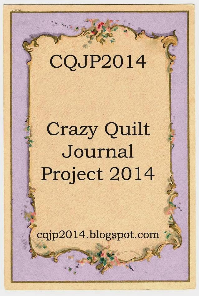 Participo en el Crazy Quilt!!!