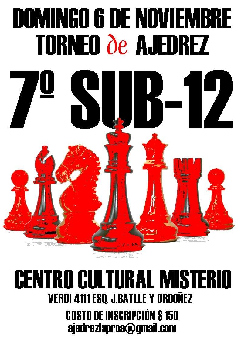 Sub-12 homenaje!