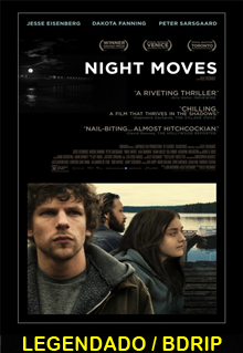Assistir Night Moves Legendado 2014