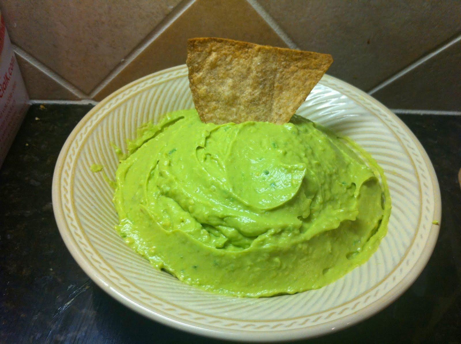 Reckless Abandon: Creamy Avocado Dip